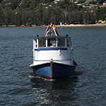 Church Point Ferry Service: the Elvina