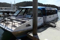 Charter a ferry