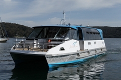 Book a ferry for a day on Pittwater