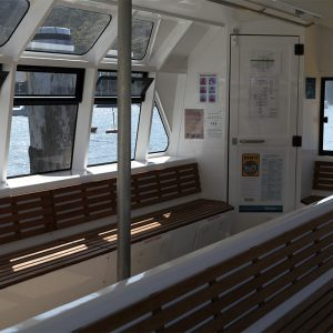 Charter the L Duck, Church Point Ferry Service, Pittwater NSW