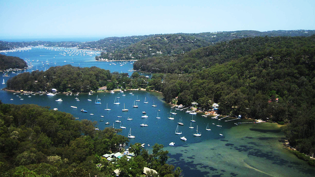 Flagstaff Hill View, Pittwater NSW